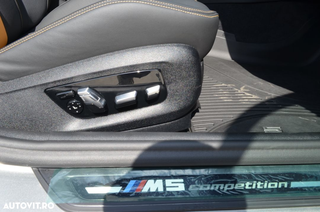 BMW M5 Competition - 14