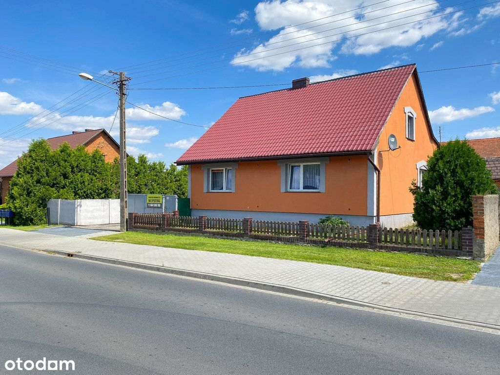 Dom na sprzedaż pod Kościanem Śmiglem Wielichowem
