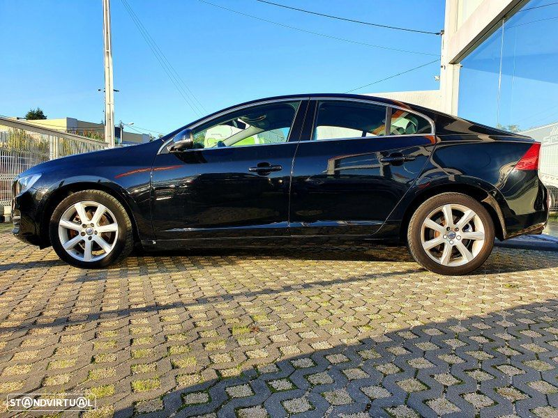Volvo S60 2.0 D2 Momentum Geartronic - 13