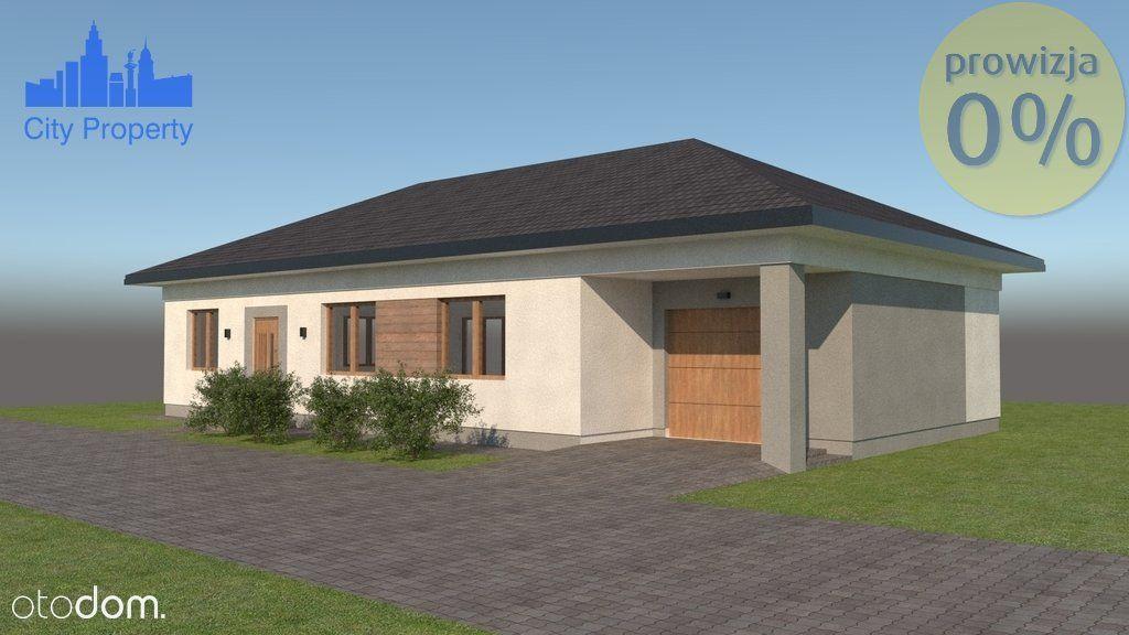 Nowy Dom Wolnostojący 116 m2 Trasa S8 - 2 Km