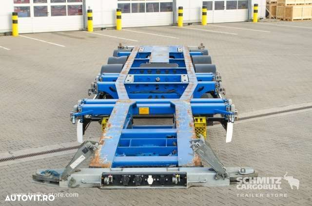 Wielton Semitrailer Container chassis - 3