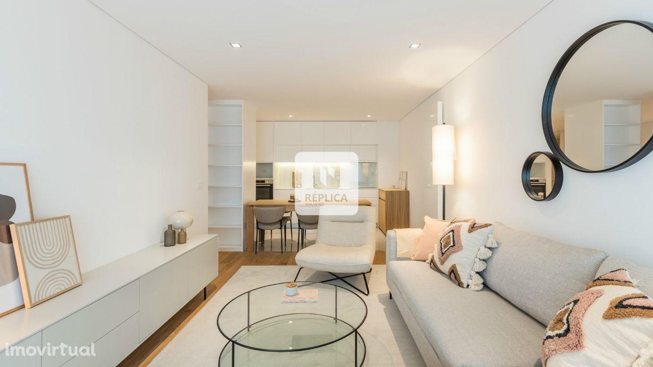 Apartamento T1 Novo na Alameda das Antas