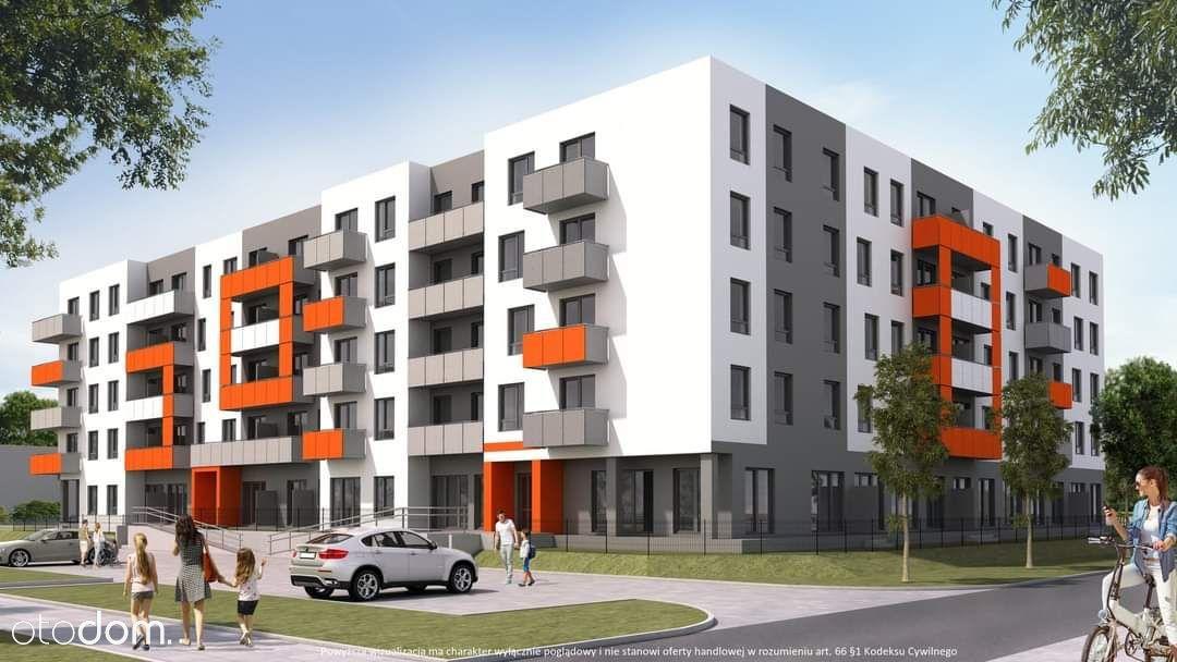 Nowa inwestycja mieszkaniowa Dzierżoniów