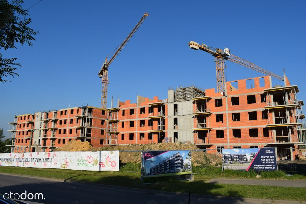 Nowa Środula I nowe mieszkanie M63