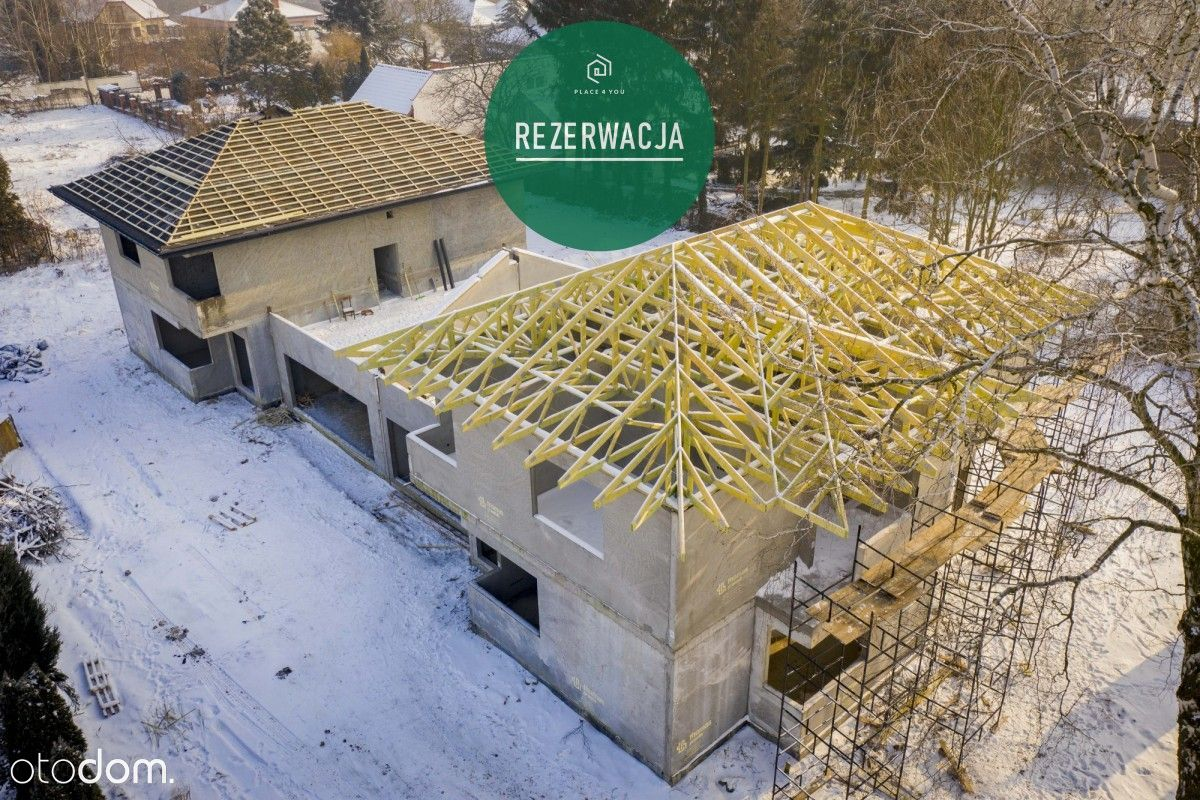Komfortowy dom na Zielonym Ursynowie