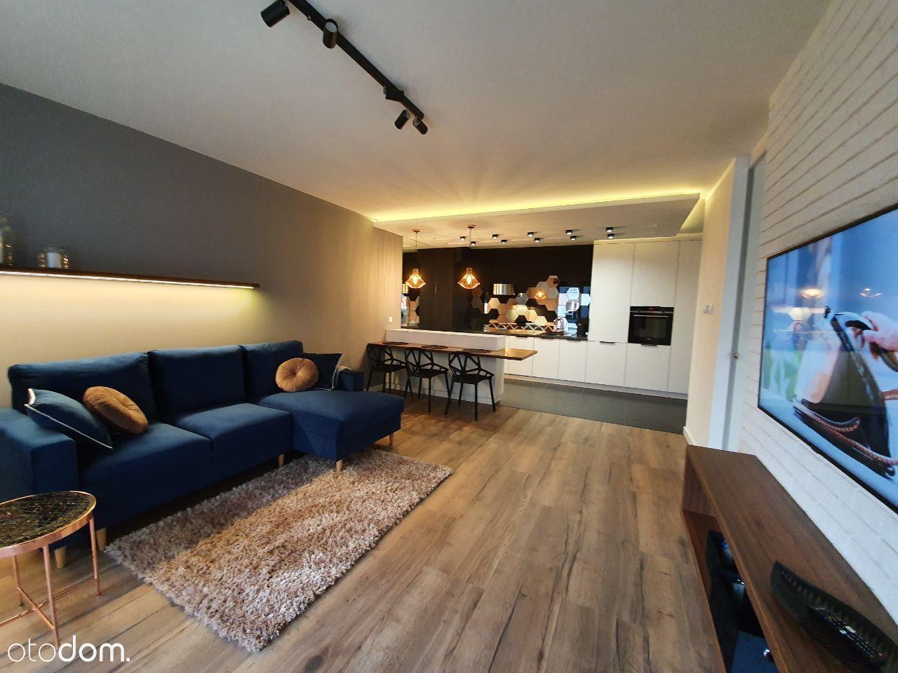 Luksusowy apartament w Tobaco Park - bezpośrednio
