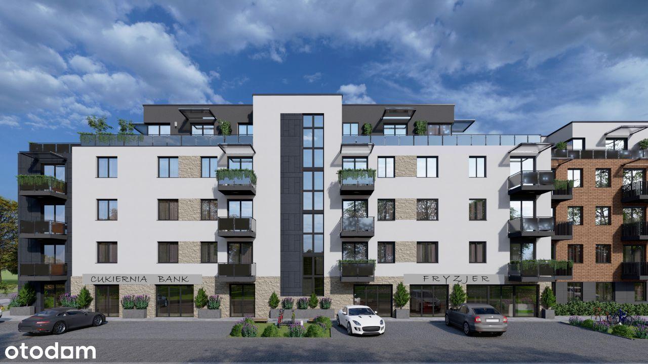 Apartamenty Cynamonowe | mieszkanie M54