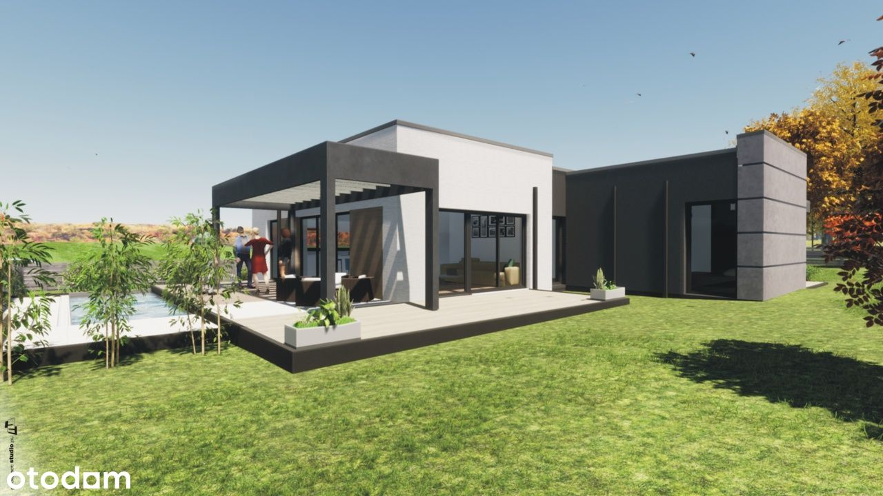 Dom w trakcie budowy - okazja