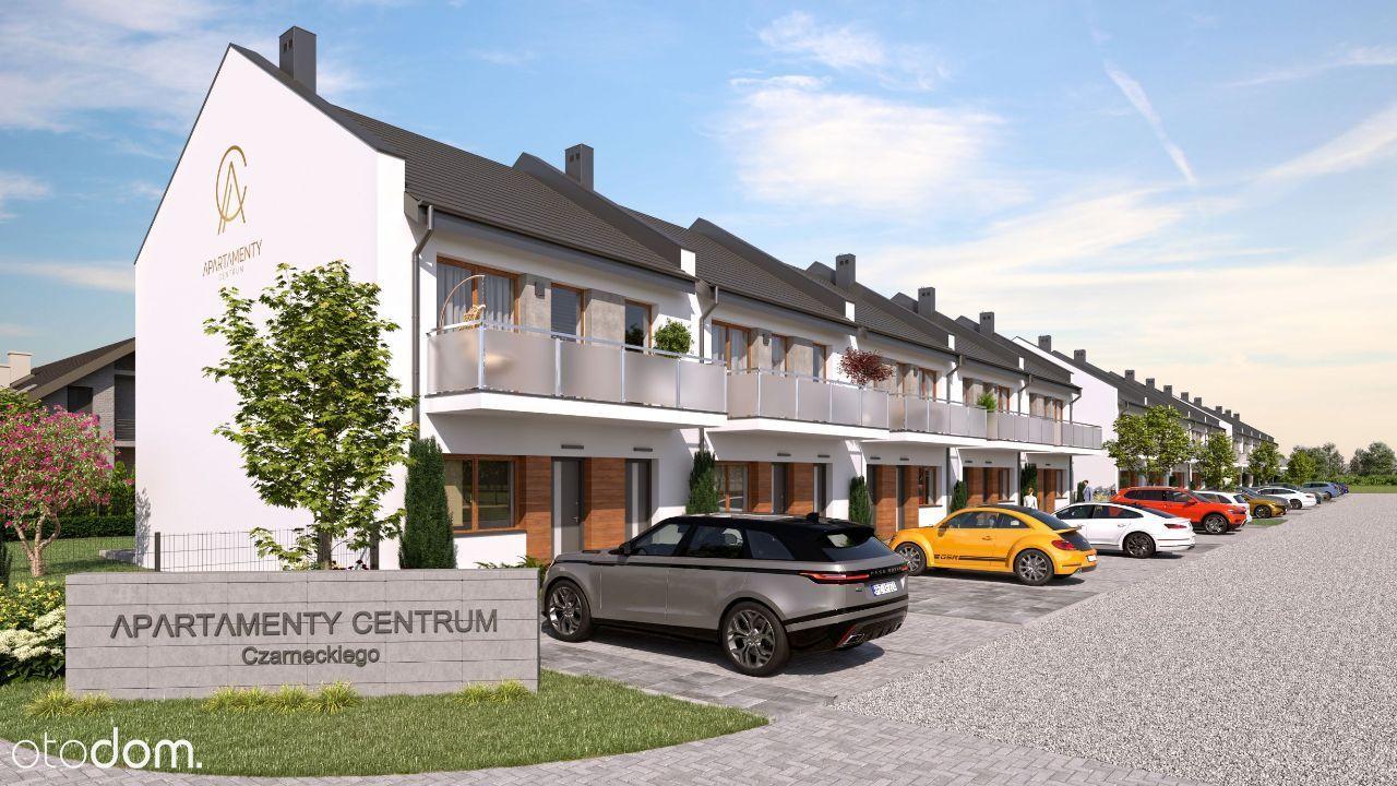 Apartament Koźmin 58,9 m2 + poddasze! BAUKING