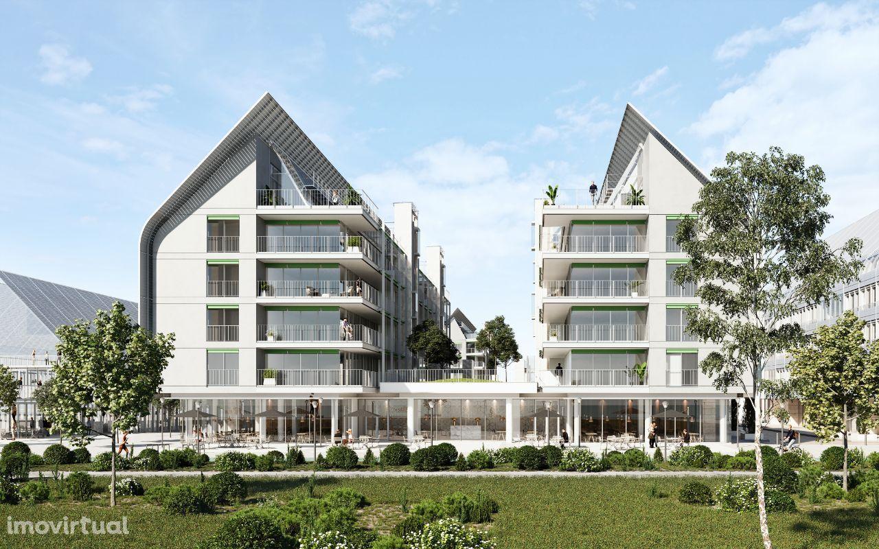 Edifício WEST - Apartamento T3, Bloco G-1ºD
