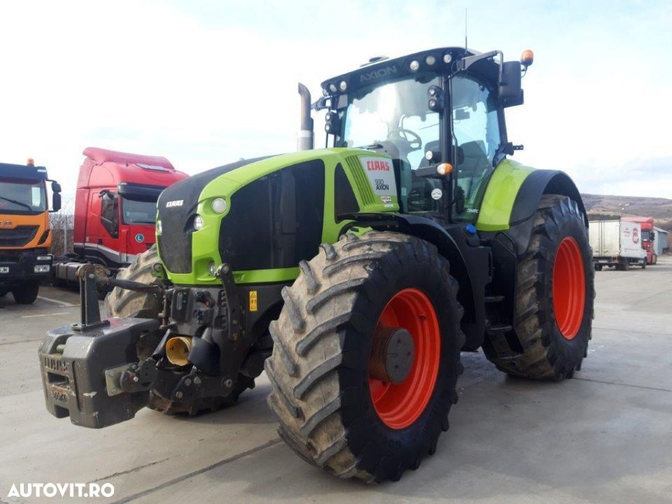 Claas AXION 930 CMATIC - 2