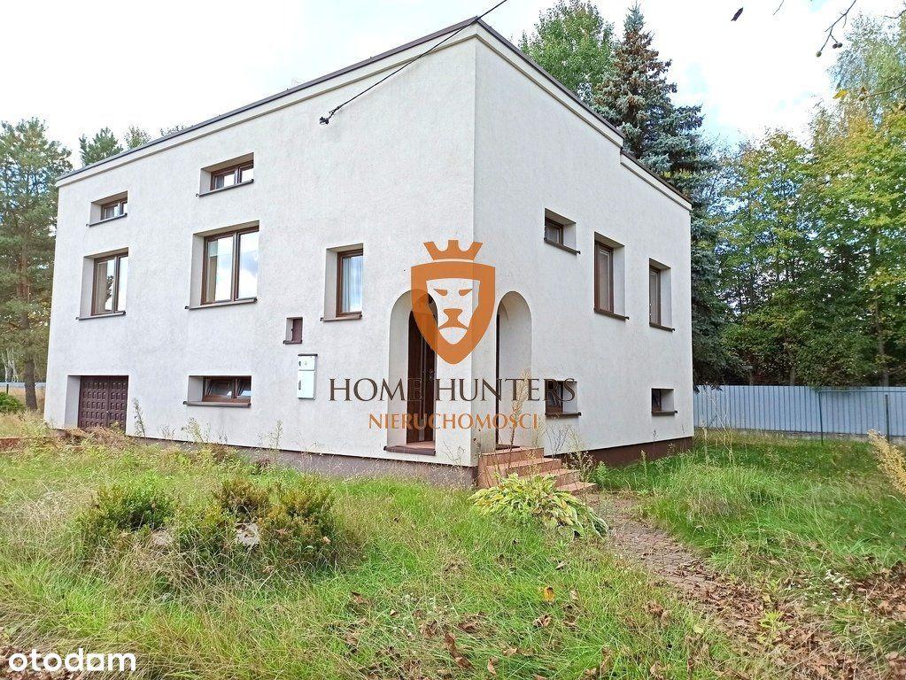 dom 81.58 M kw., 3 pokoje, Łazy k/ W-wy ul. Cicha
