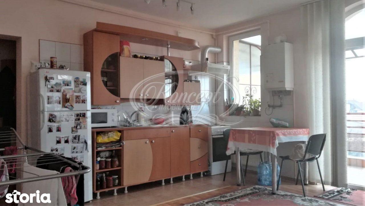 Apartament cu 2 camere in cartierul Gheorgheni