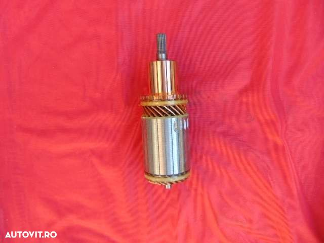Rotor electromotor Iveco stalis 18dinti - 2