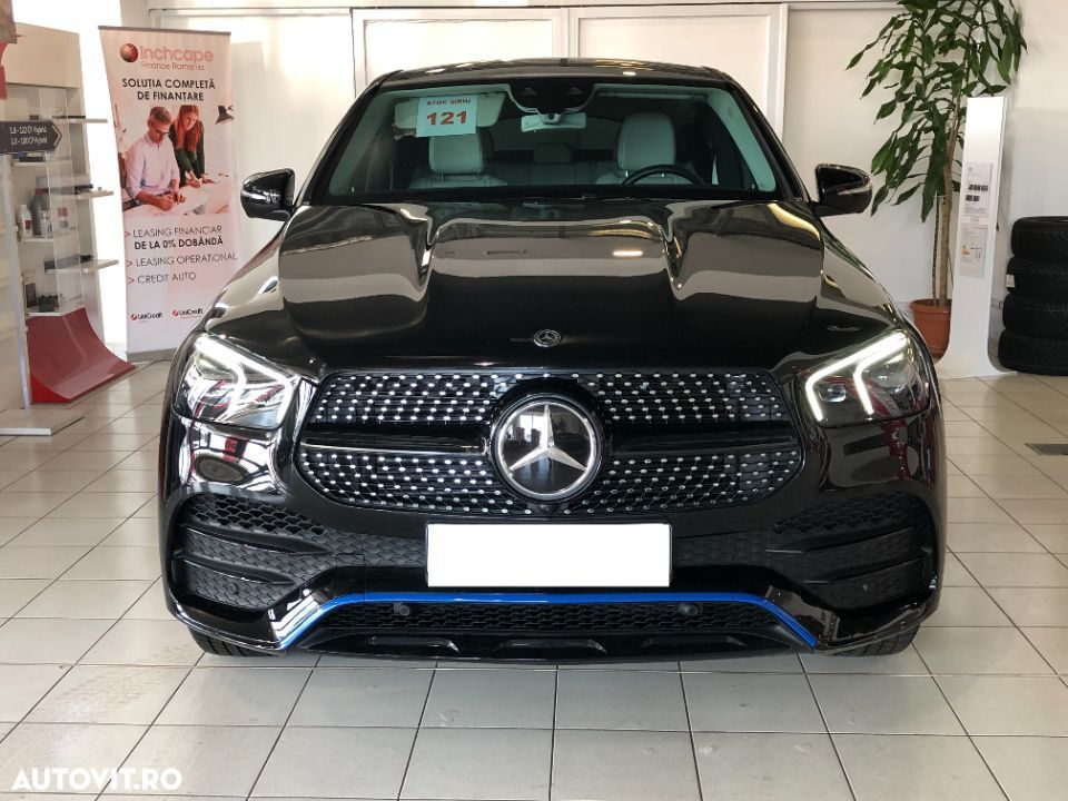 Mercedes-Benz GLE Coupe 400 - 6