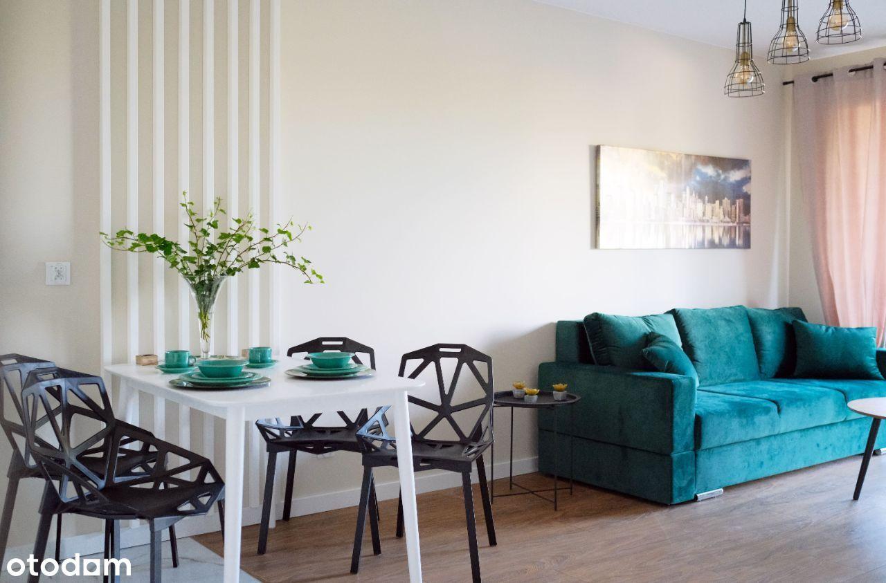 Wynajmę apartament 58m2, 3 pokoje Czarna/Białystok