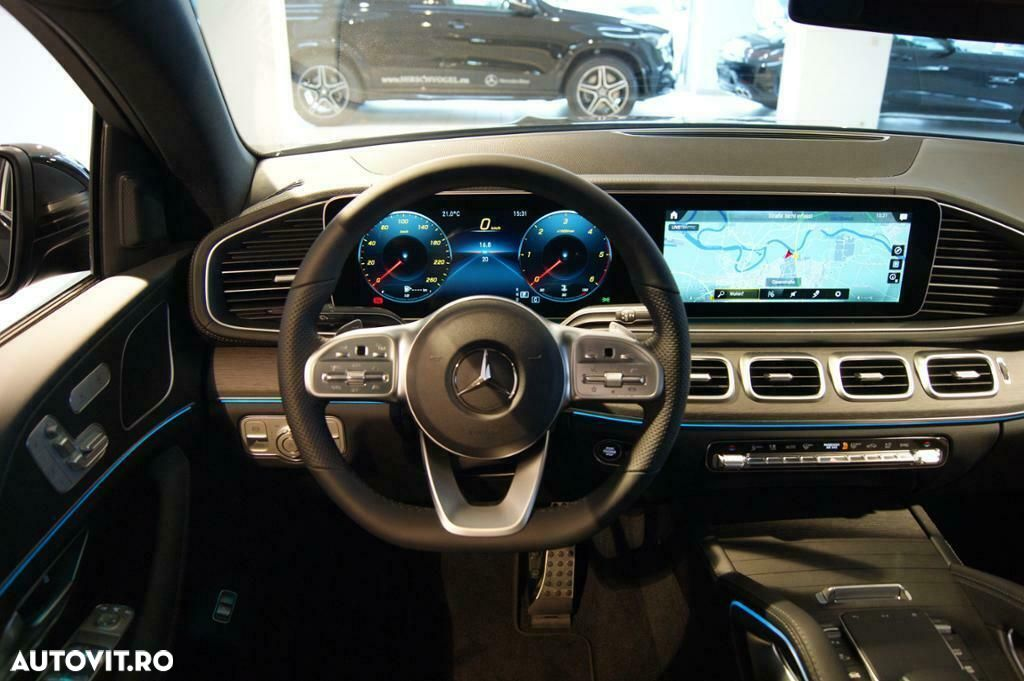 Mercedes-Benz GLE Coupe - 7