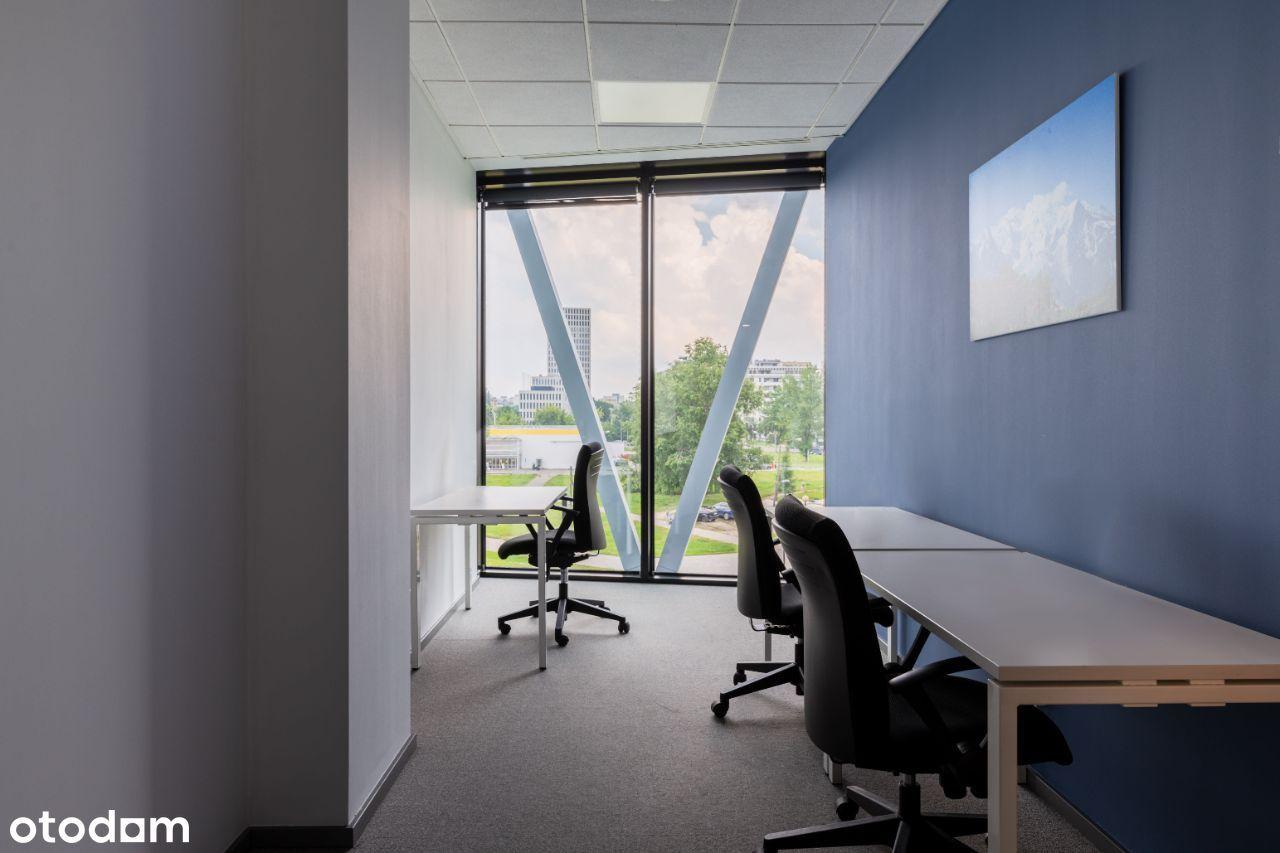 Biura 3-4 przestrzeni do pracy - Villa Metro