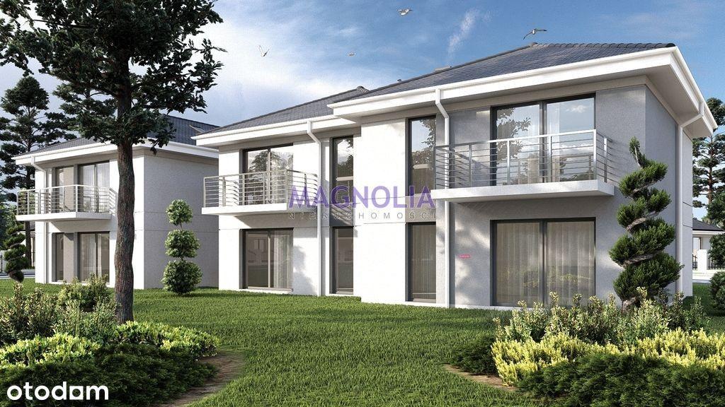 Nowy Apartament Z Ogrodem W Mierzynie - 3 Pokoje