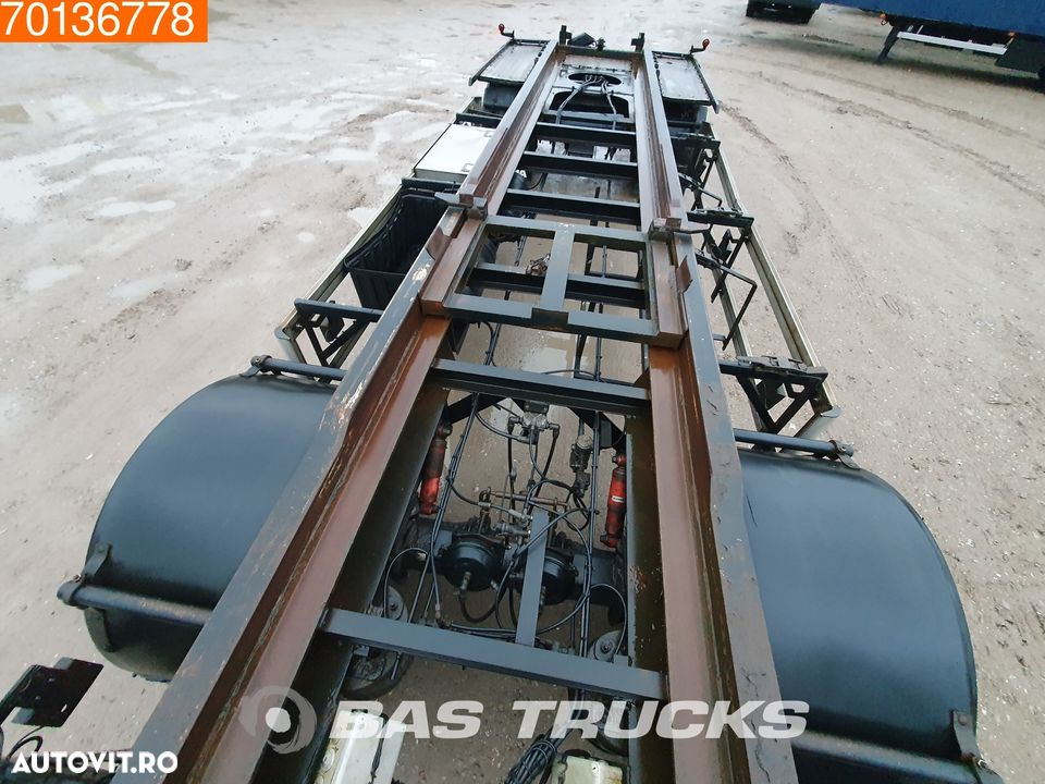 GS Meppel AC 2000 R 3 axles With sled - 8