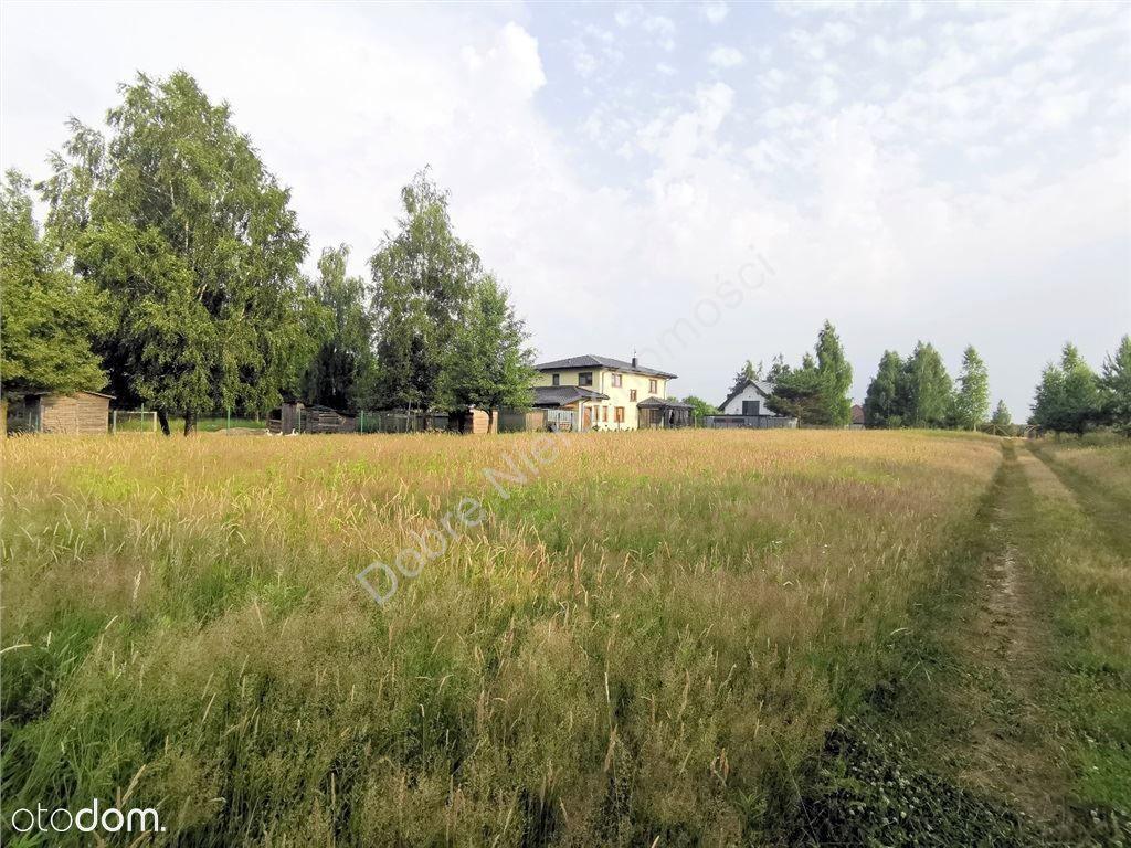 Działka, 1 722 m², Skierdy