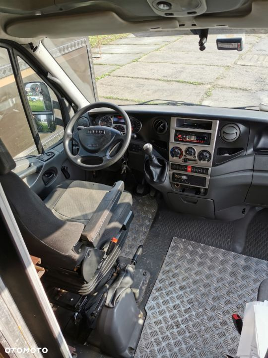 Iveco IVECO DAILY 65C14G CNG  Iveco Kontener Pocztowy do 6 Ton. - 6