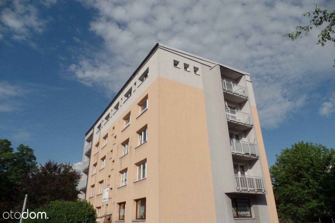 Mieszkanie 2-pokojowe, słoneczne z balkonem