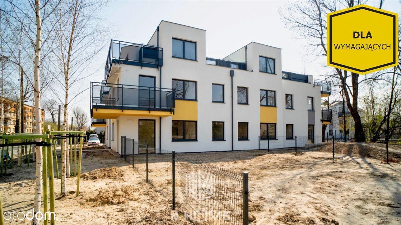 Trójstronne mieszkanie, balkon+taras, 86m2, gotowe