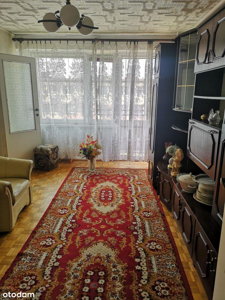 4 pokoje na Piastowskiej - idealne pod inwestycję