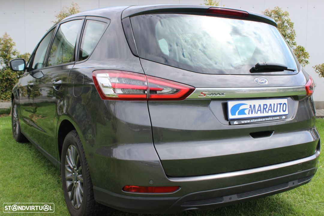 Ford S-Max 2.0 TDCi Trend - 19