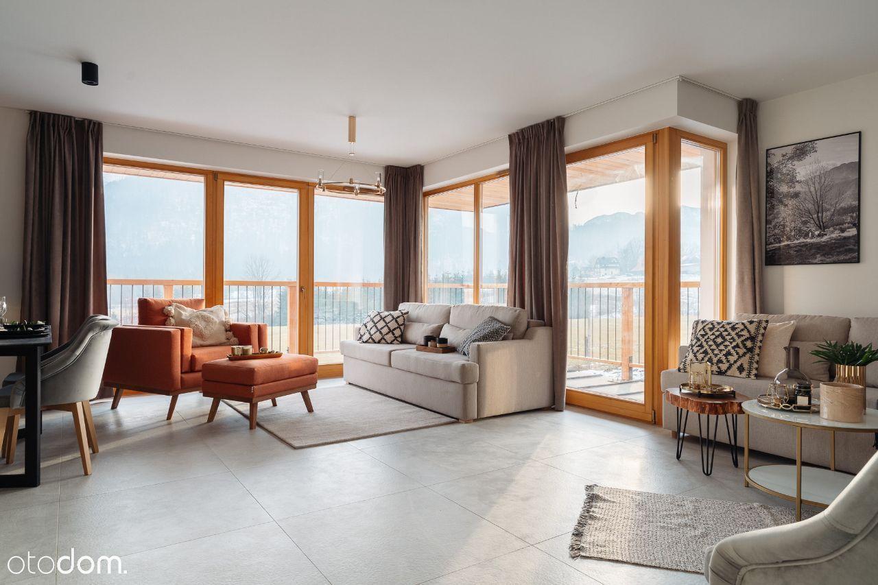 Enklawa Polany - apartamenty z widokiem na Tatry