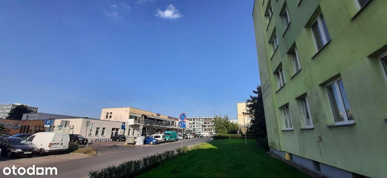 Mieszkanie przy rektoracie UMK, I piętro