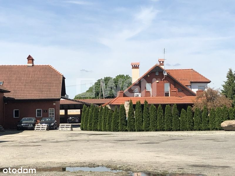 Lokal użytkowy, 15 080 m², Kłoda