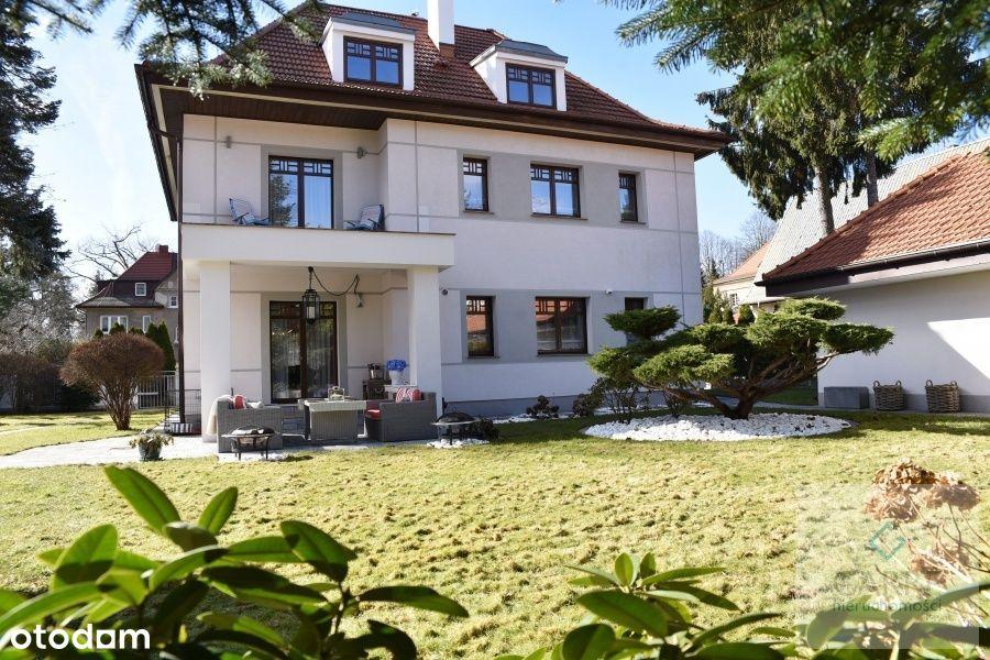 Luksusowy dom na Pogodnie w okolicy Parku Kasprowi
