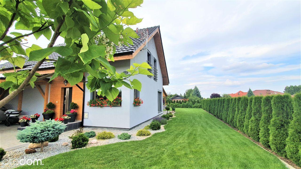 Dom z pięknym ogrodem pod Oławą/rezerwacja