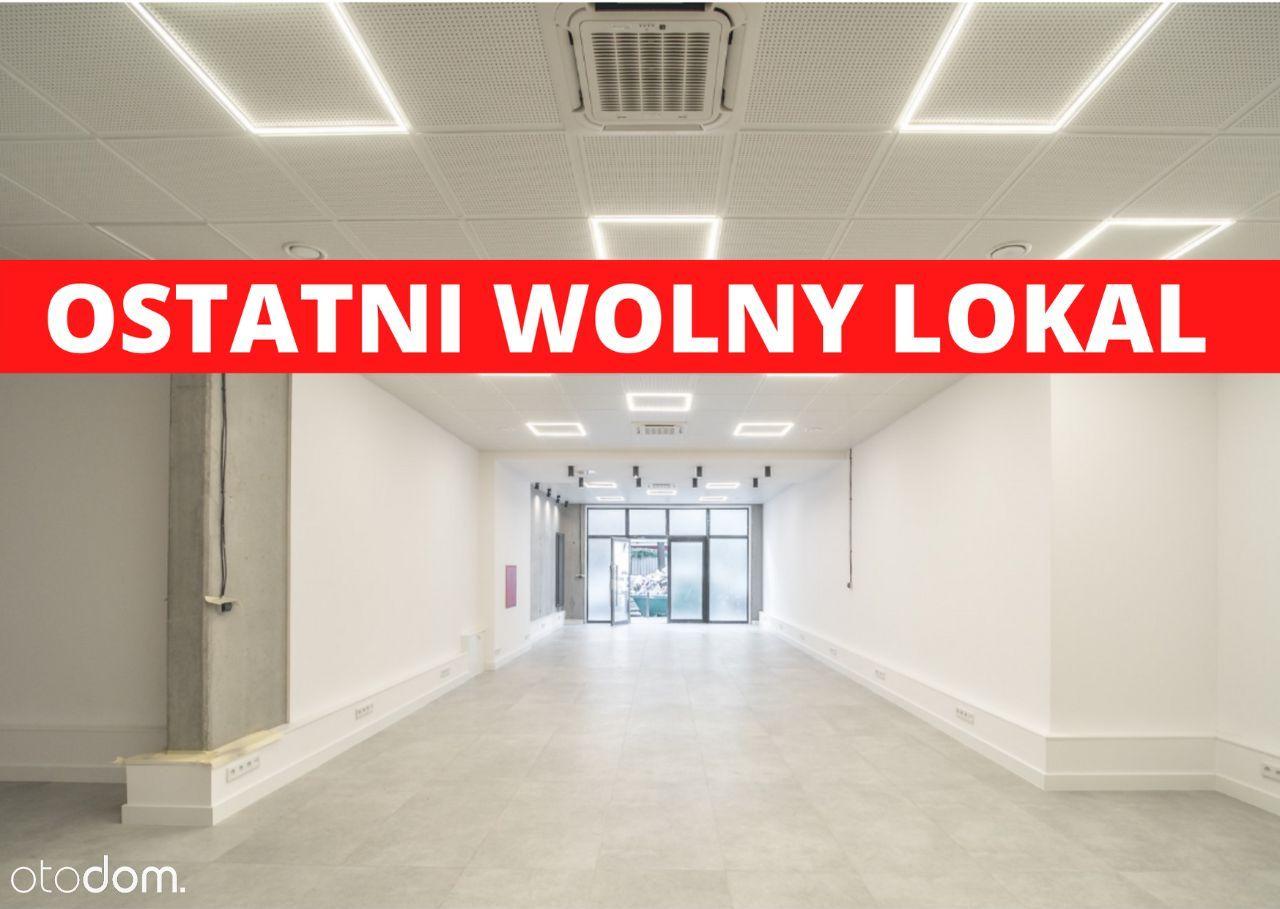 Lokal witrynowy 150m2 parter wynajem Prądzyńskiego