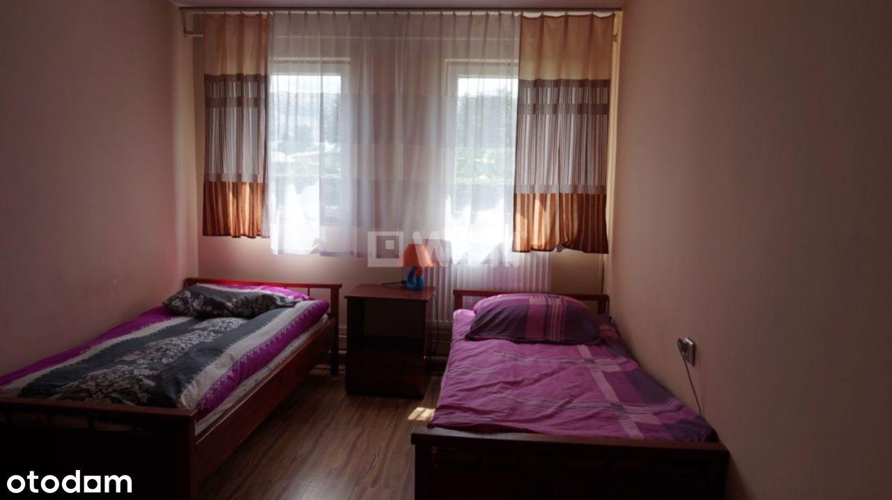 hotel pracowniczy na ok 70 osób/duże obłożenie
