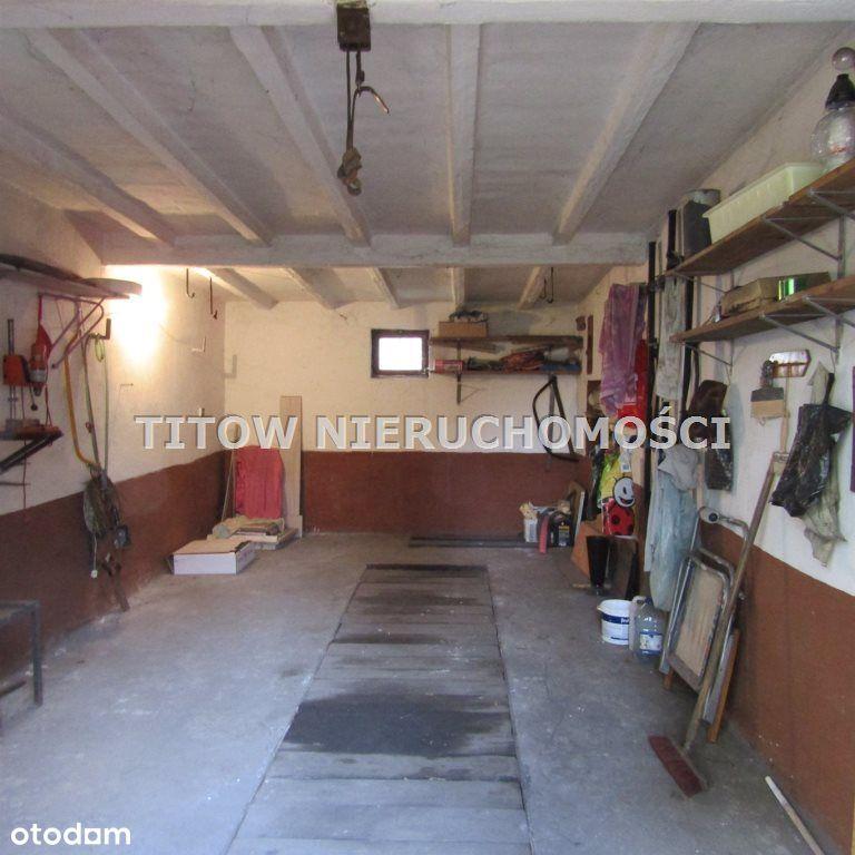 Sosnowiec Niwka garaż 22 m2 sprzedam