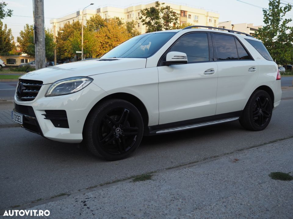 Mercedes-Benz ML - 8