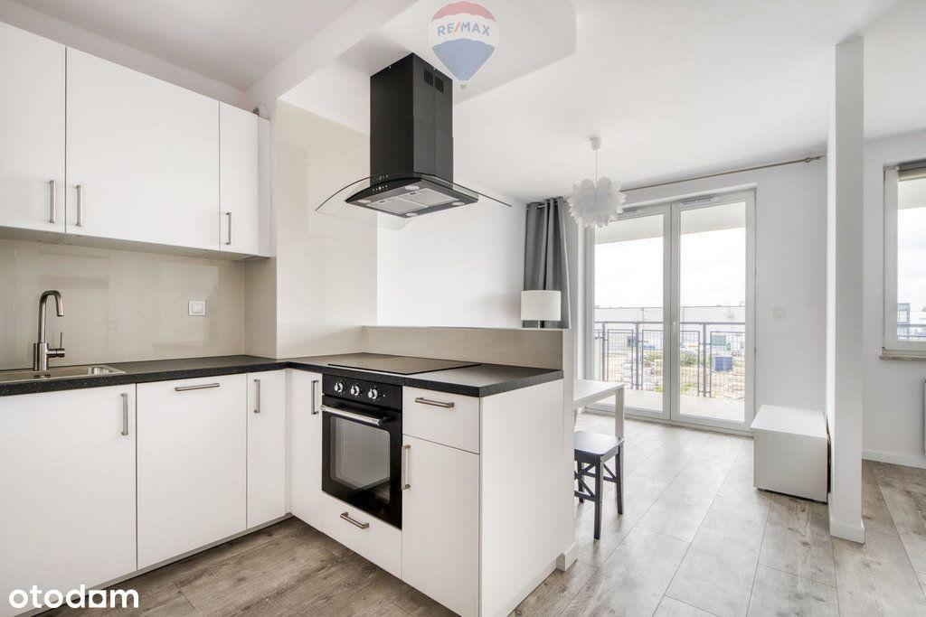 Mieszkanie 2 pokojowe w nowoczesnym stylu