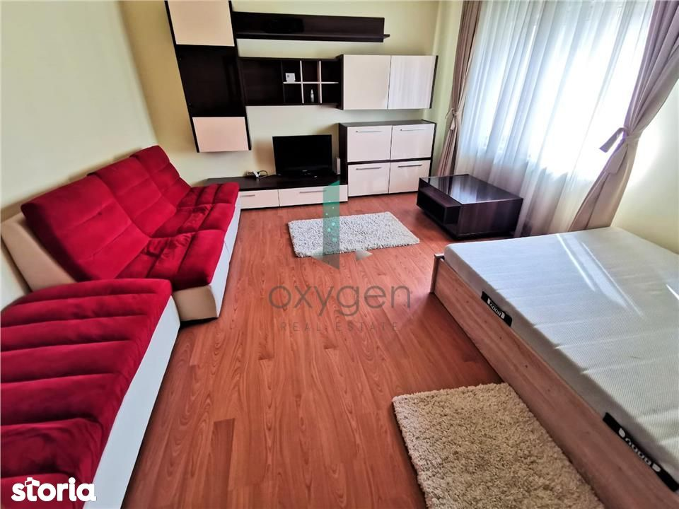 Apartament modern cu 2 camere decomandate, cartier Marasti
