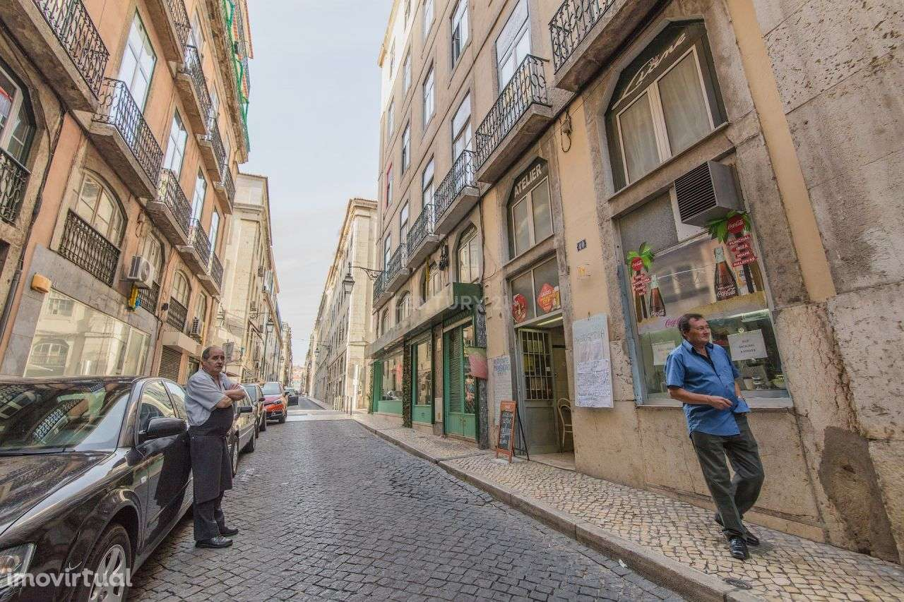 Trespasses para comprar, Santa Maria Maior, Lisboa - Foto 11