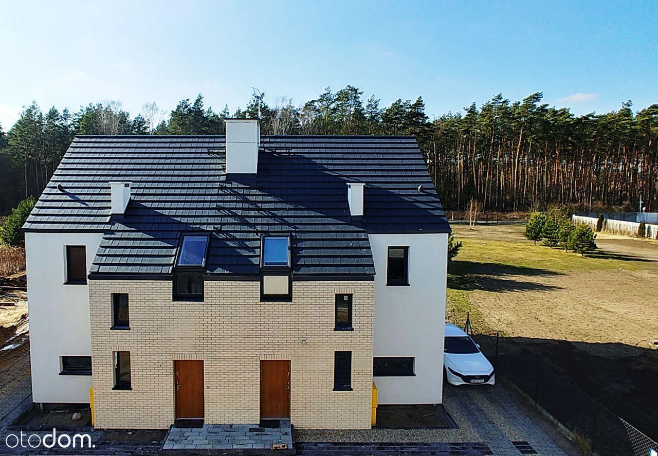 WROCŁAW okolice dom 116 m2 z widokiem na las