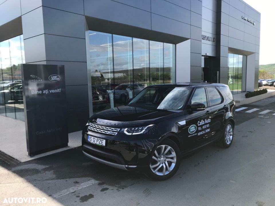 Land Rover Discovery - 14