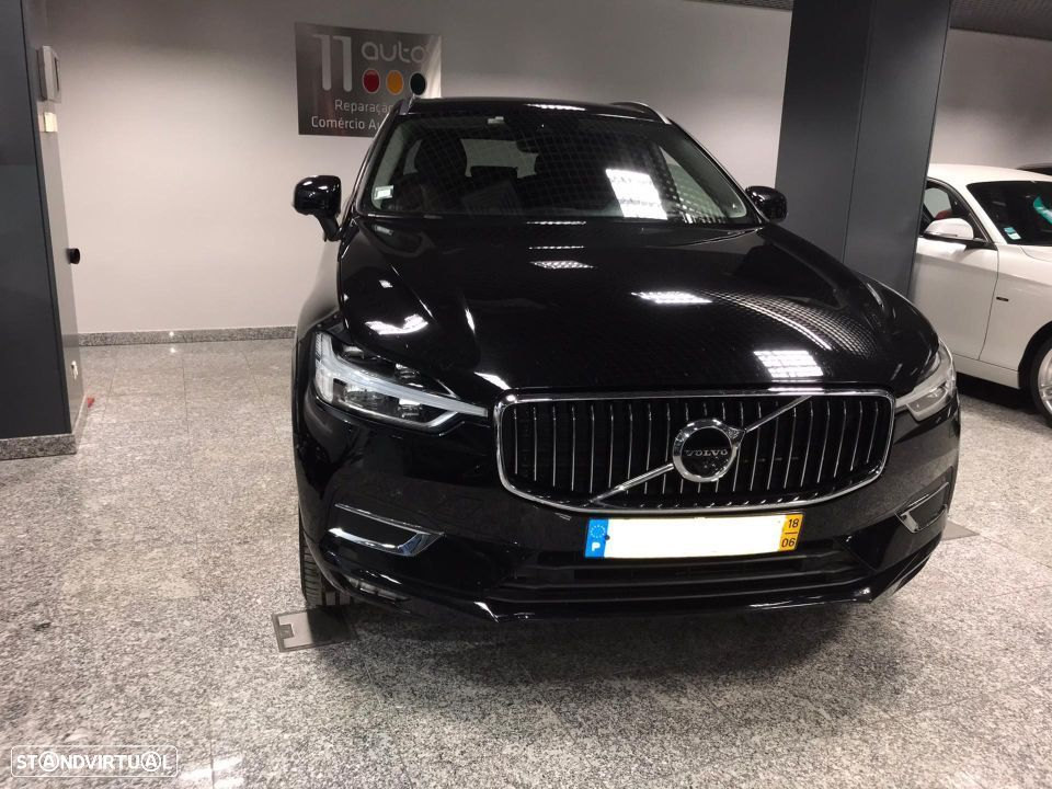 Volvo XC 60 2.0 D4 Dynamic Geartronic - 2