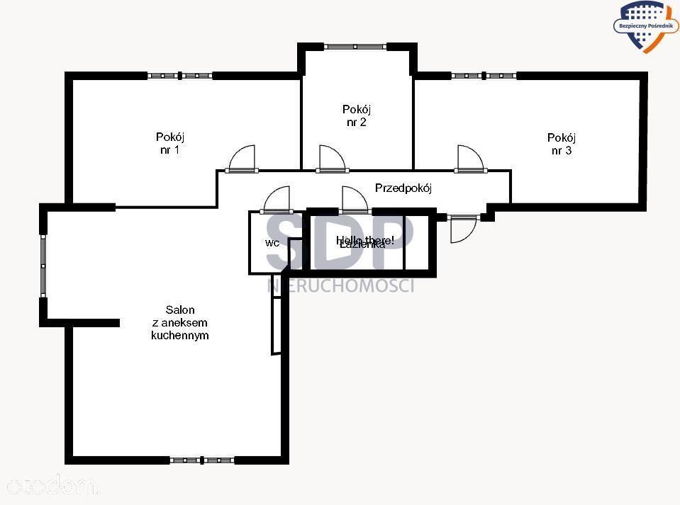 Apartament W Odrestaurowanej Willi