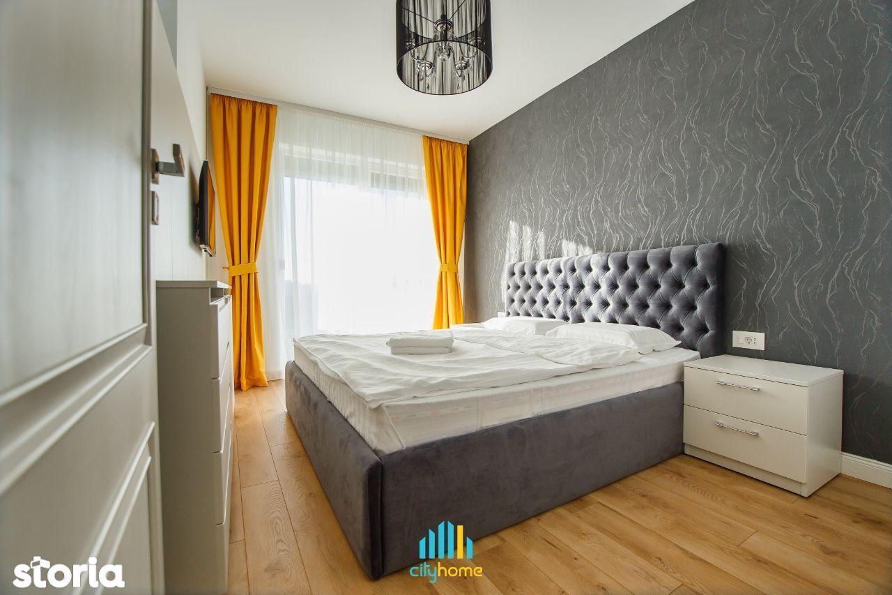 Apartament Nufaru Prima utilitati platite/parcare/nou - 2 Camere