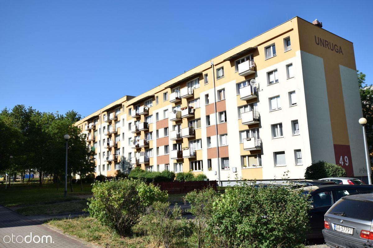 Gdynia Obłuże mieszkanie 3 pokojowe na Ip.