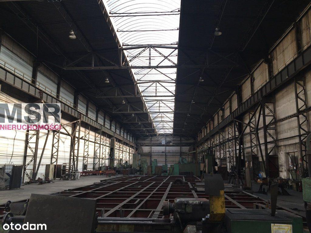 Hala produkcyjna, 4750 m2