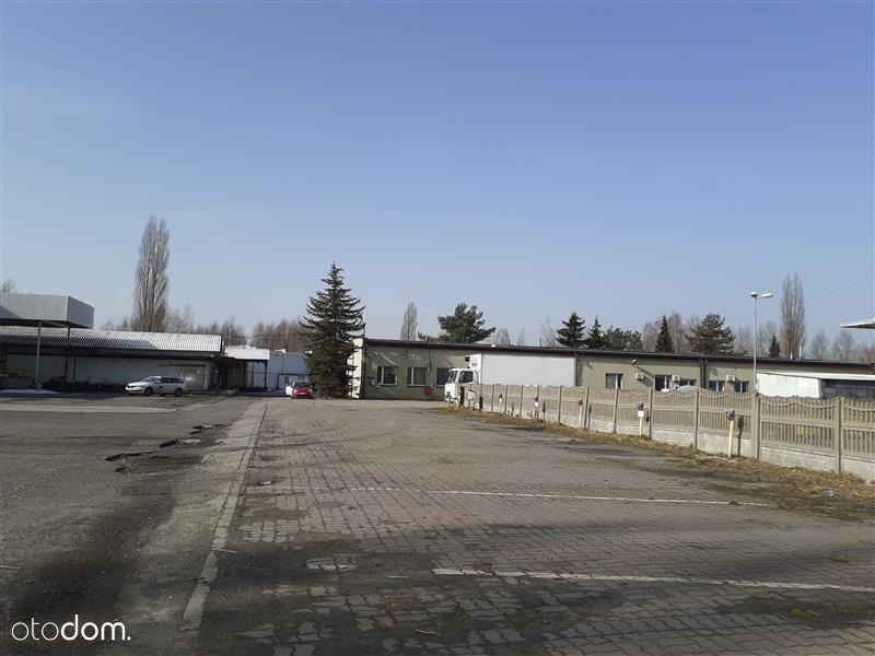Obiekt komercyjny Sosnowiec Porąbka blisko do S1